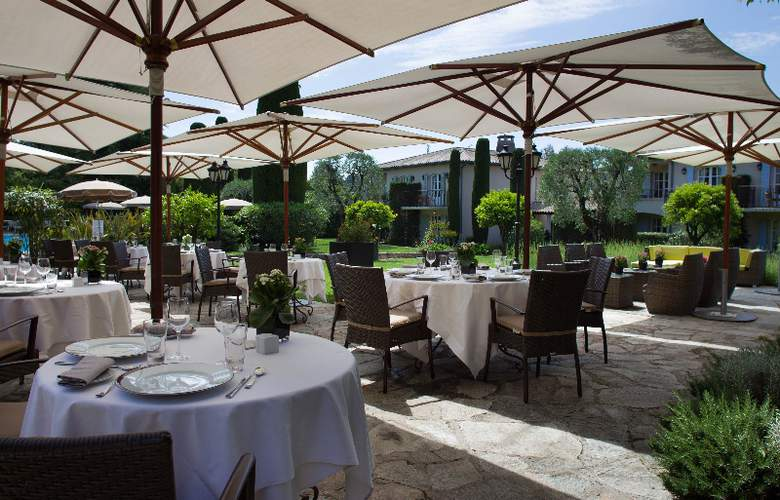 De Mougins - Restaurant - 8