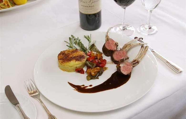 Best Western Parkhotel Wittekindshof - Restaurant - 27