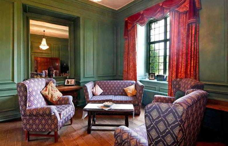 Mercure Telford Madeley Court Hotel - Hotel - 7