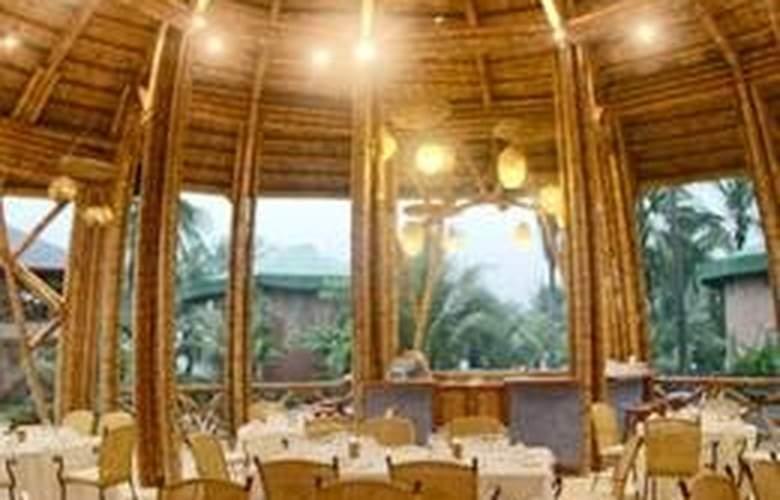 Timarai Bambu Resort - Restaurant - 12