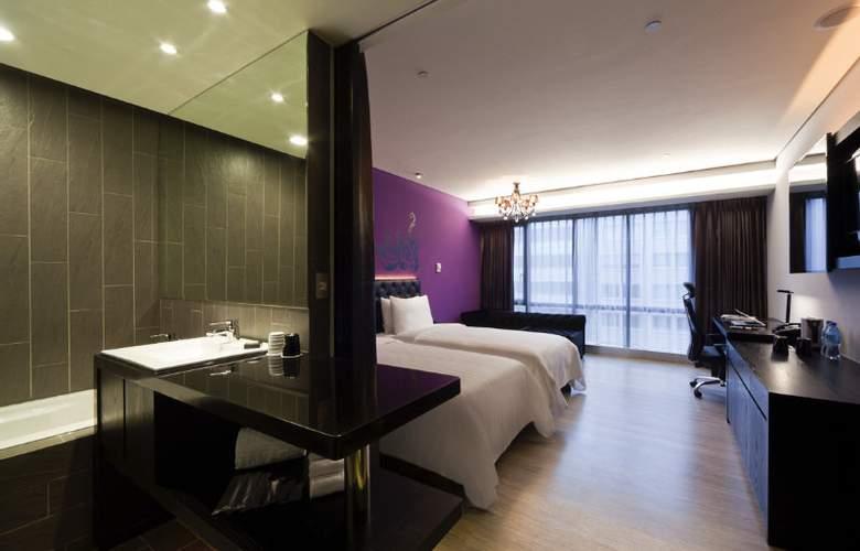 FX Hotel Taipei Nanjing East Rd - Room - 14