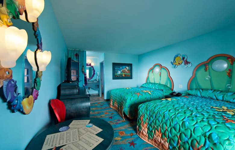 Disney's Art of Animation Resort - Room - 0