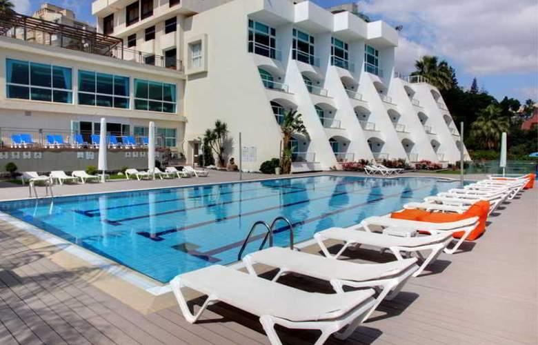 Golan Hotel Tiberias - Pool - 6