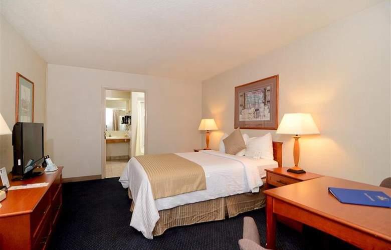 Best Western Airport Inn - Room - 55