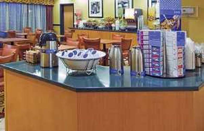 Hampton Inn Jackson- Clinton - Restaurant - 2