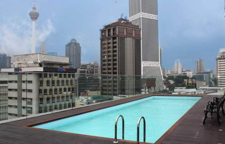 Pacific Express Hotel Central Market Kuala Lumpur - Pool - 11