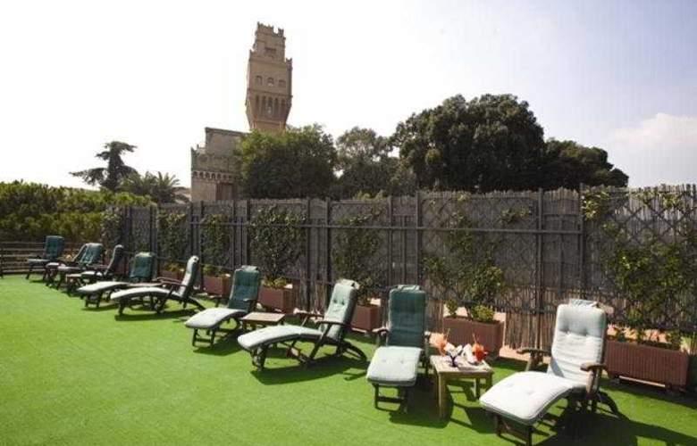 Culture Hotel Villa Capodimonte - Terrace - 12