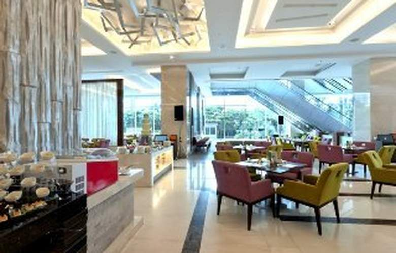 Grand Fourwings Convention Hotel - Restaurant - 7