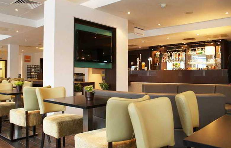 Holiday Inn Express London Stratford - Bar - 18