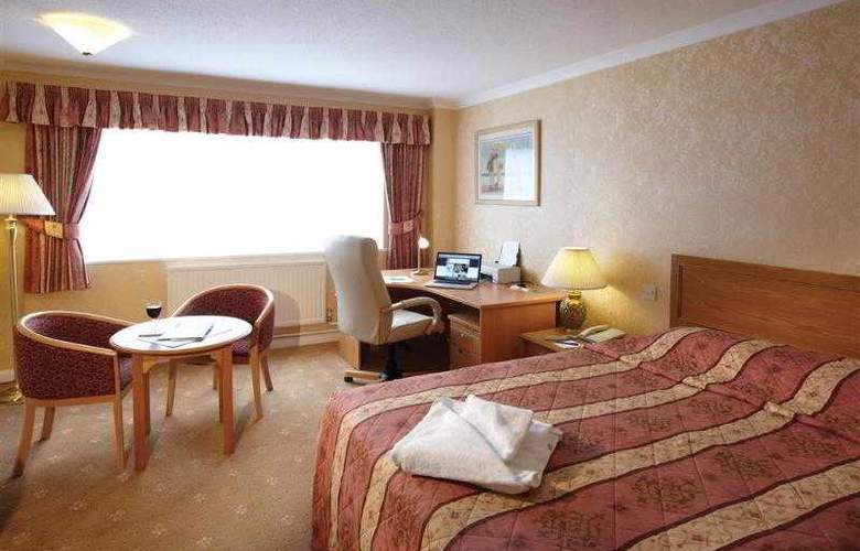 Best Western Tiverton - Hotel - 50