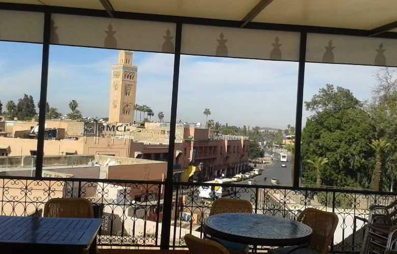Riad Omar - Terrace - 11
