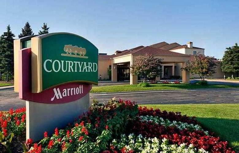 Courtyard Chicago Waukegan/Gurnee - Hotel - 0