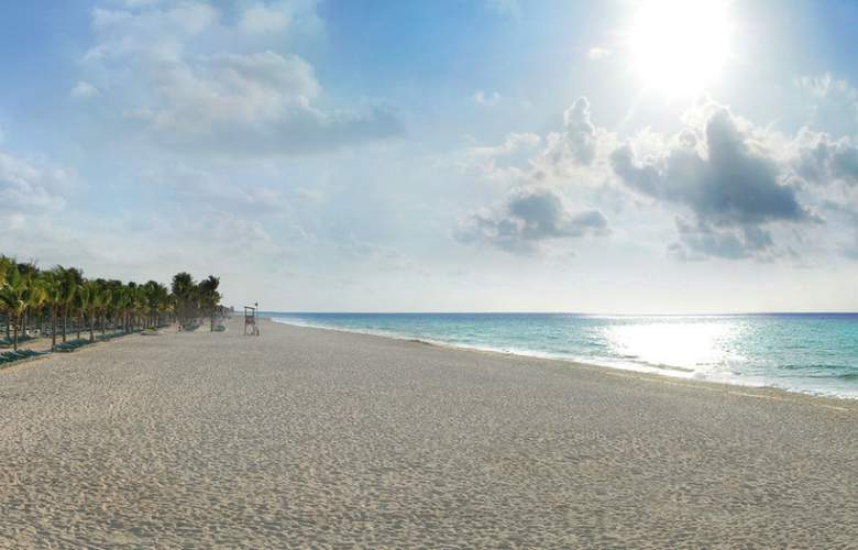 Riu Yucatan - Beach - 5