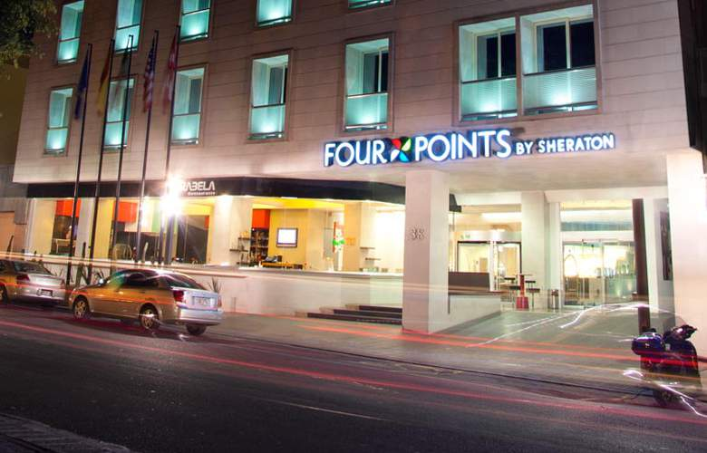 Four Points by Sheraton Mexico City - Hotel - 0