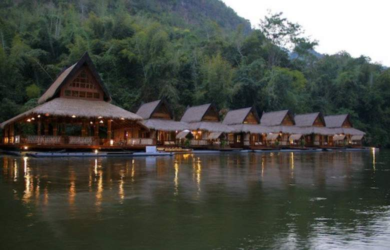 The Float House River Kwai - Hotel - 10