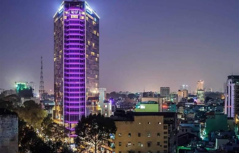 Pullman Saigon Centre - Hotel - 8