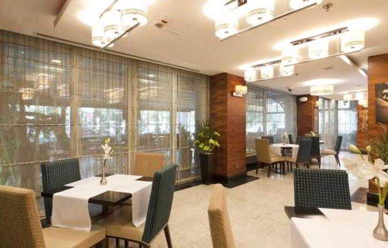 Bera Ankara Hotel - Restaurant - 9