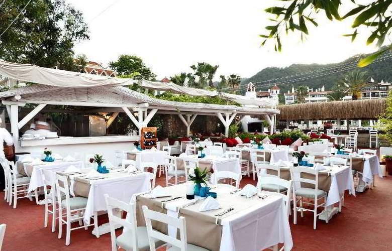 Marti Resort Hotel - Restaurant - 17