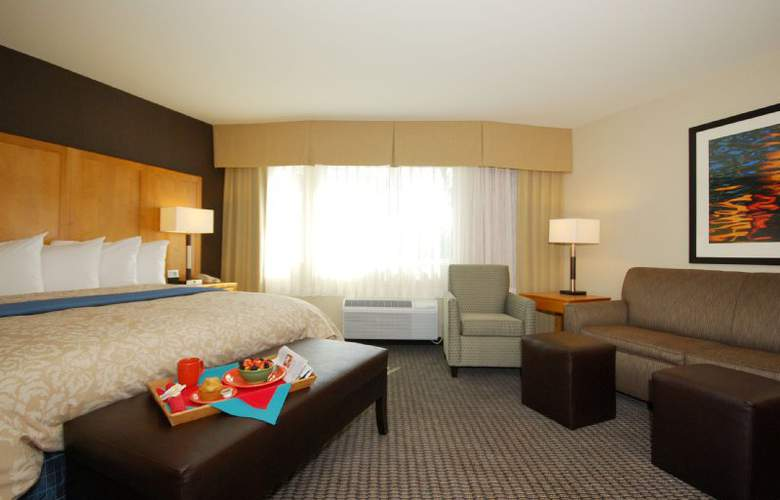 Best Western Plus Marina Gateway Hotel - Room - 1