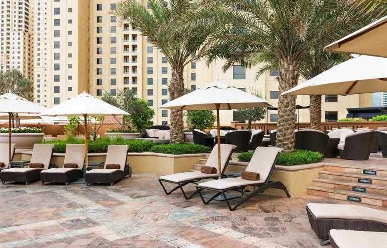 Sofitel Dubai Jumeirah Beach - Terrace - 68