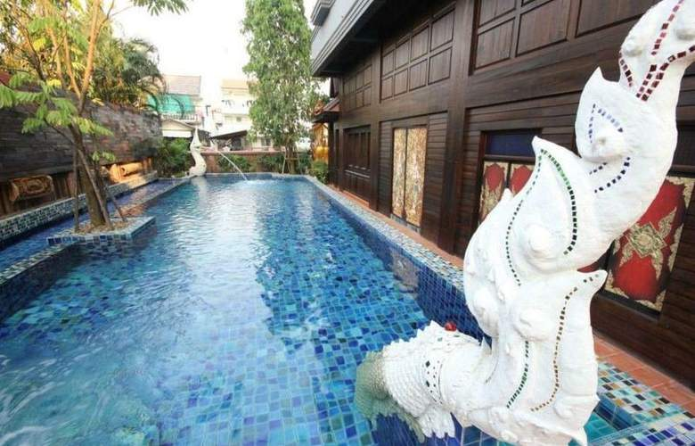 Singha Montra Lanna Boutique Style - Pool - 22