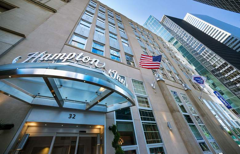 Hampton Inn Manhattan/Downtown-Financial District - Hotel - 0