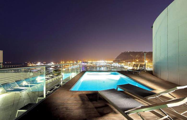Eurostars Grand Marina GL - Pool - 18