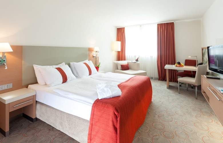 Fourside Hotel & Suites Vienna - Room - 5