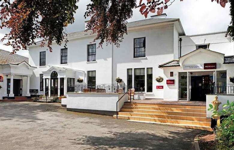 Mercure Stafford South Penkridge House Hotel - Hotel - 30