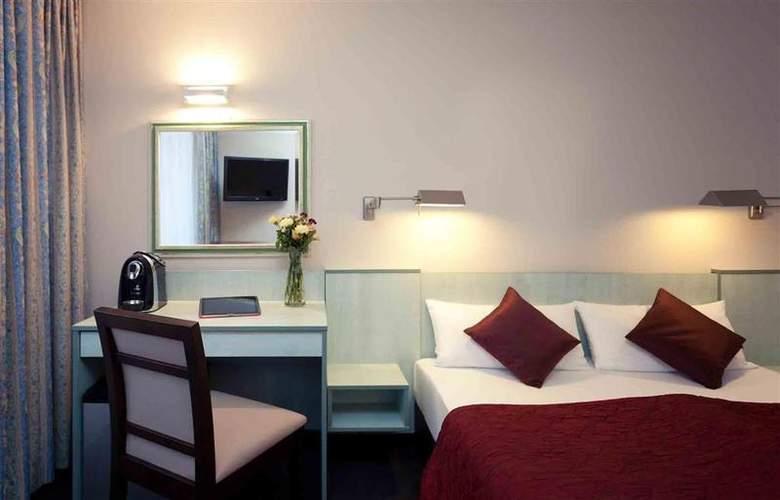 Mercure Hotel Frankfurt City Messe - Room - 17