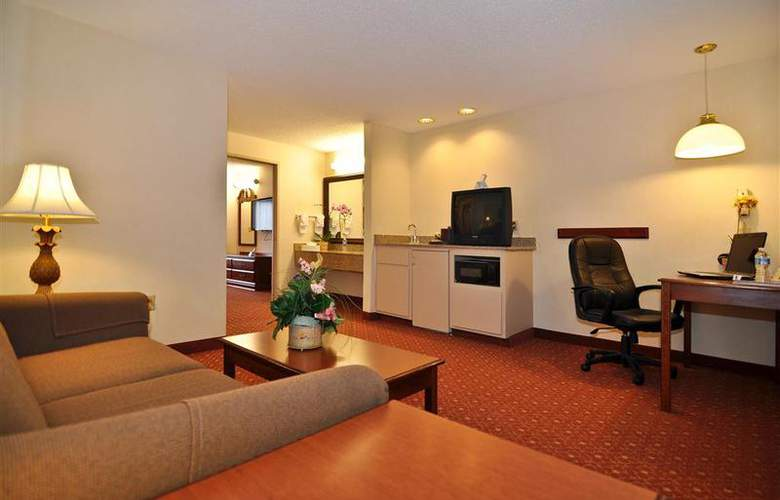 Best Western Plus Carlton Suites - Room - 29