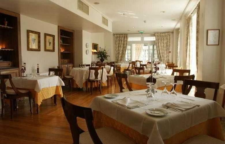 Pousada de Alijo - Barao de Forrester - Restaurant - 11