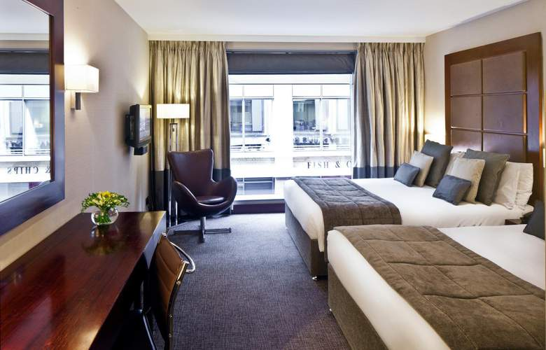 Leonardo Royal Hotel London St Paul's - Room - 10