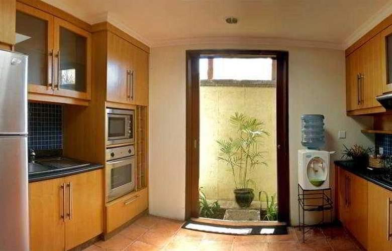 Patmase Villas At Jimbaran - Room - 8