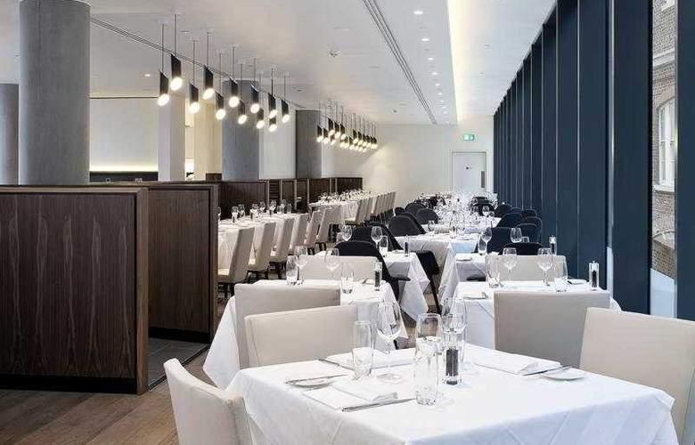 Mint Hotel Tower of London - Restaurant - 4
