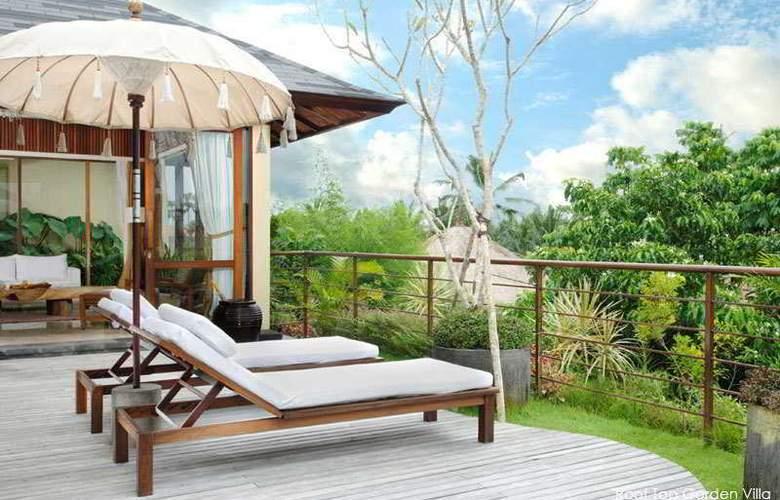 Komaneka At Rasa Sayang Ubud - Terrace - 18