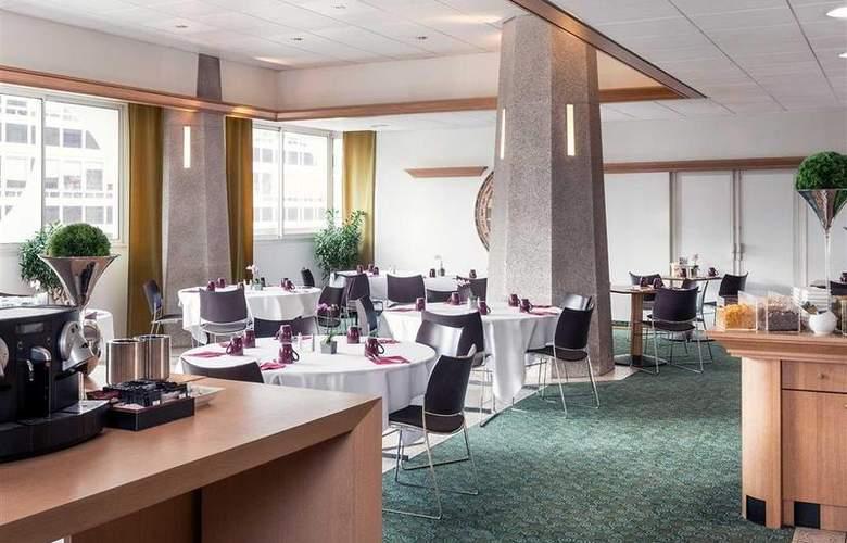 Mercure Rennes Centre Gare - Restaurant - 3