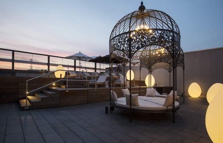 Kameha Grand Zurich - Terrace - 7