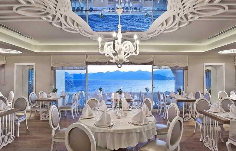 La Boutique Antalya - Restaurant - 7