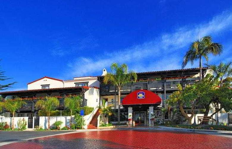 Best Western Plus Carpinteria Inn - Hotel - 1