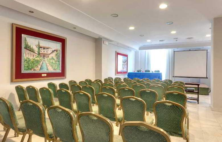 Tryp Melilla Puerto - Conference - 16