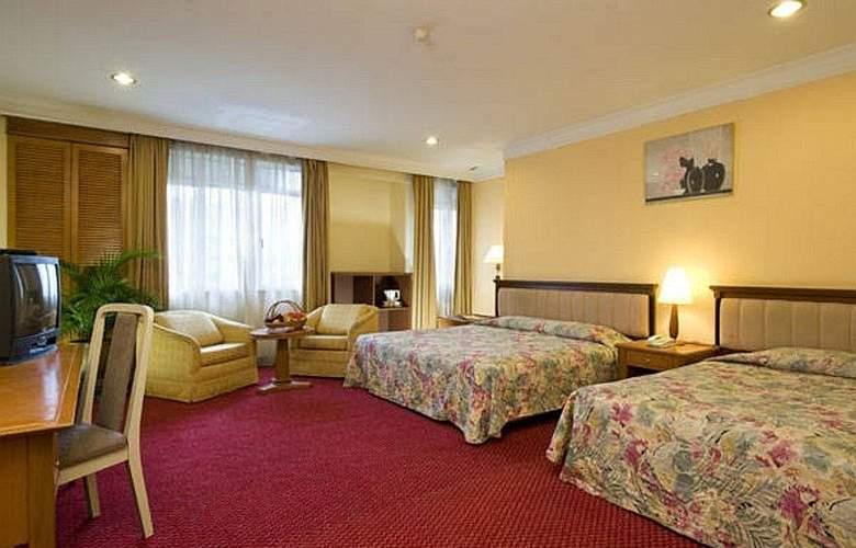 Grand Pacific Hotel Kuala Lumpur - Room - 5