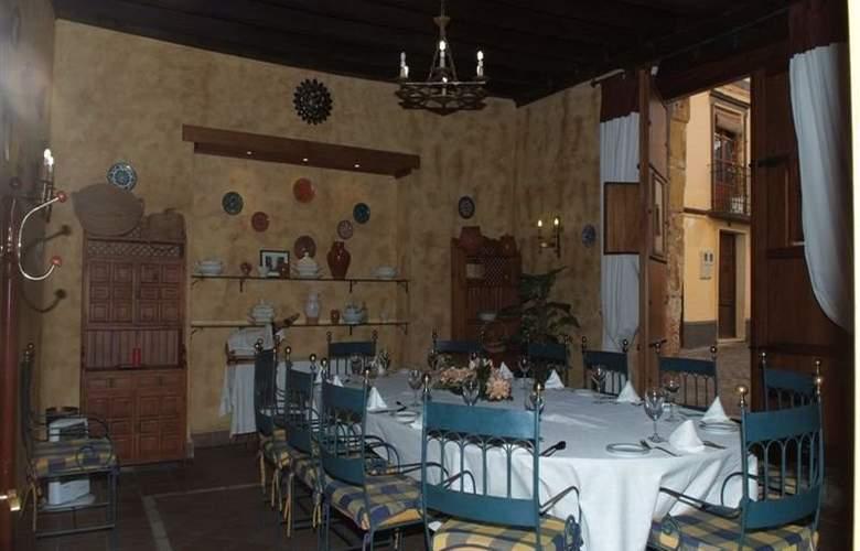 Palacio de Oñate Spa - Restaurant - 12