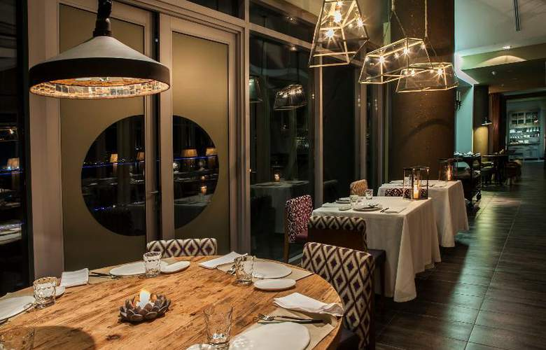 Las Americas Torre Del Mar - Restaurant - 38