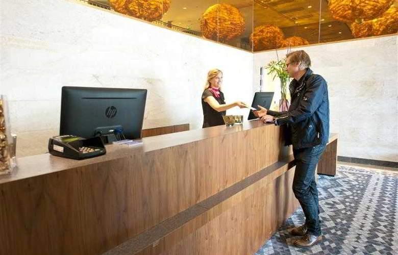 Best Western Plus Sthlm Bromma - Hotel - 35