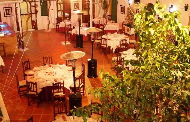 Caserio de Iznajar - Restaurant - 25