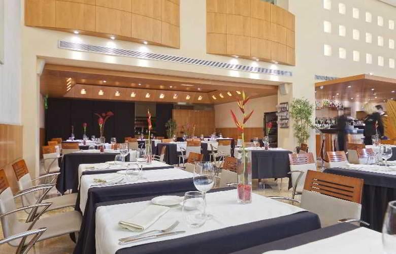 Silken Atlantida - Restaurant - 1