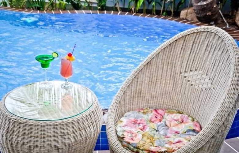 Lotus Luxury Villa - Pool - 7