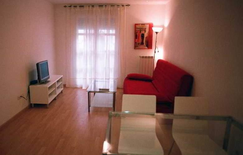 Auhabitat Zaragoza apartamentos - Room - 5