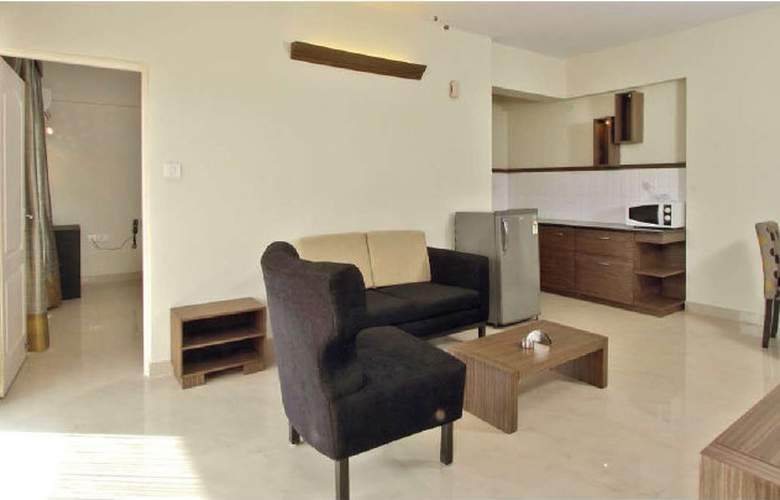Chalet Lake City Bangalore - Room - 3